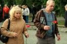 В день освобождения на военном кладбище Таллина_39