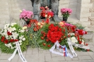 В день освобождения на военном кладбище Таллина_46