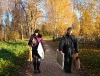 Золотая осень в Тригорском