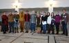 Эстонские художники и работники Научно-культурного центра