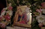 В Лазареву субботу глава Нарвской епархии совершил Литургию на Архиерейском подворье в Нарва-Йыэсуу_11