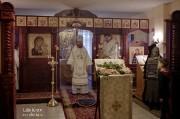 В Лазареву субботу глава Нарвской епархии совершил Литургию на Архиерейском подворье в Нарва-Йыэсуу_12