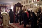 В Лазареву субботу глава Нарвской епархии совершил Литургию на Архиерейском подворье в Нарва-Йыэсуу_14