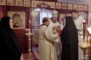 В Лазареву субботу глава Нарвской епархии совершил Литургию на Архиерейском подворье в Нарва-Йыэсуу_15