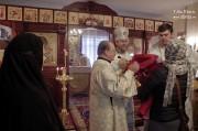 В Лазареву субботу глава Нарвской епархии совершил Литургию на Архиерейском подворье в Нарва-Йыэсуу_18