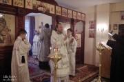 В Лазареву субботу глава Нарвской епархии совершил Литургию на Архиерейском подворье в Нарва-Йыэсуу_24