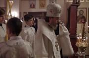 В Лазареву субботу глава Нарвской епархии совершил Литургию на Архиерейском подворье в Нарва-Йыэсуу_26