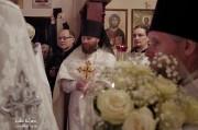 В Лазареву субботу глава Нарвской епархии совершил Литургию на Архиерейском подворье в Нарва-Йыэсуу_33