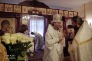 В Лазареву субботу глава Нарвской епархии совершил Литургию на Архиерейском подворье в Нарва-Йыэсуу_39