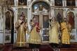 1 декабря в Пюхтицком монастыре прошли торжества по случаю празднования Собора Святых Эстонской земли _16