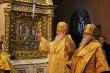 1 декабря в Пюхтицком монастыре прошли торжества по случаю празднования Собора Святых Эстонской земли _18