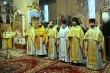 1 декабря в Пюхтицком монастыре прошли торжества по случаю празднования Собора Святых Эстонской земли _20