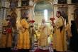 1 декабря в Пюхтицком монастыре прошли торжества по случаю празднования Собора Святых Эстонской земли _31